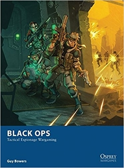 OP Black Ops: Tactical Espionage Wargaming