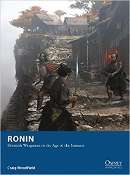 Ronin: Skirmish Wargames in the Age of the Samurai