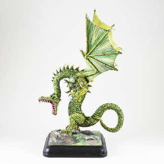 RCM DRAG002 Green Dragon