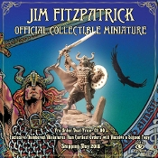 LEP JIMF - Jim Fitzpatrick Official Collectible Miniature