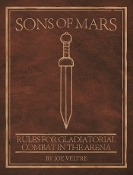 GDG RB001 Sons of Mars Rulebook