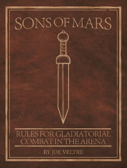 SOM RB001 Sons of Mars Rulebook