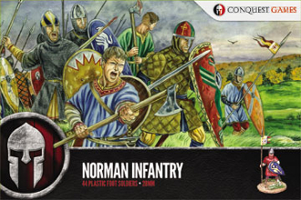 CG CGMe002 - Norman Infantry
