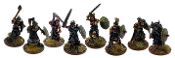 GB SUD004 Undead Legion Warriors