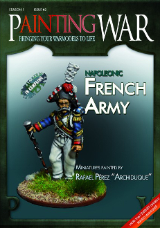 PWMN002 Painting War 2: Napoleonic French