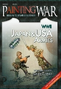 PWMN003 Painting War 3: WW2 Japan & USA