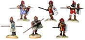 WF INC014 Inca Spearmen