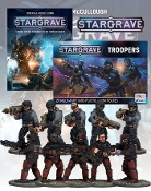 NS NSSGDeal1c Stargrave Rulebook & Troopers
